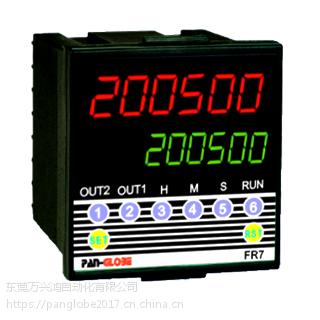 多功能频率表/转速表/线速表FR6-P06台湾泛达pan-globe仪器仪表