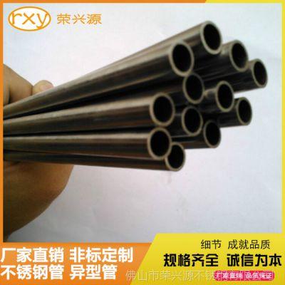 广东不锈钢管材批发零售 304不锈钢毛细管 201不锈钢毛细管
