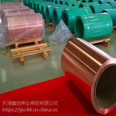 紫铜板1m*2m湖南长沙 紫铜板T2今日价格 优质采购0.6m*1m红铜板c1100苏州厂家