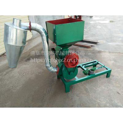 小型家用碾米机 五谷杂粮脱皮碾米机 启航牌大豆去壳机