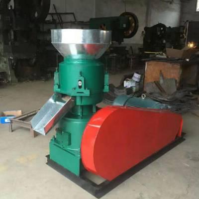 畜牧养殖业机械 鸡鸭鹅饲料造粒机 大小可调饲料颗粒机