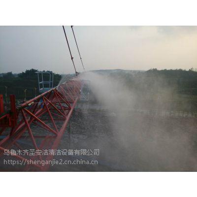 乌鲁木齐塔吊喷淋供应商塔吊喷淋效果