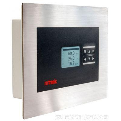 瑞士rotronic罗卓尼克CRP1洁净室面板温湿度变送器