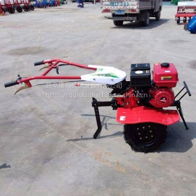 手推式除草机 精美耐用 强动力旋耕机 适合山地丘陵使用