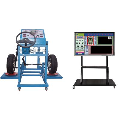EPS电控电动助力转向实验台 恒信专业定制
