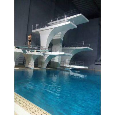 鹤岗泳池比赛跳板直销 泳池比赛跳板厂家批发