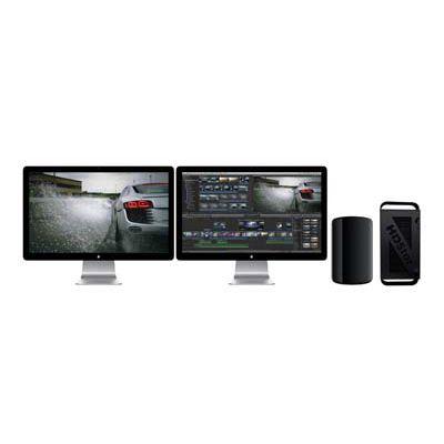 影视行业经常使用的视频编辑软件非编系统,苹果垃圾桶