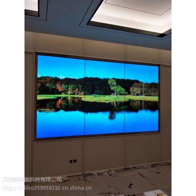 三星46寸XSR-460SD液晶拼接屏/大屏幕拼接墙的完美设计安装