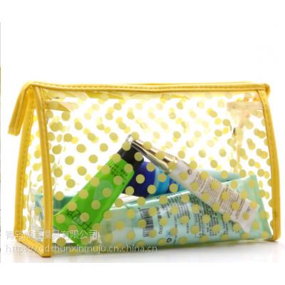 青岛PVC化妆品收纳袋给您生产出创意的产品优秀低价