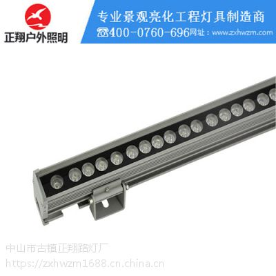 建筑的特色需要LED洗墙灯厂家产品的点缀