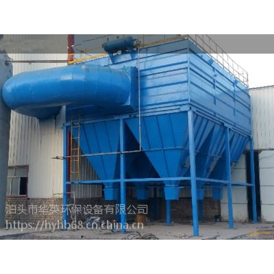 10吨锅炉布袋除尘器的性能特点/华英环保专业生产厂家
