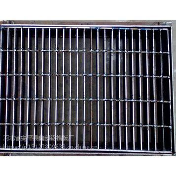 生产供应优质镀锌沟盖板