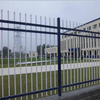 惠州围墙防护栏定做/深圳院墙栅栏热销/汕头小区围栏供应