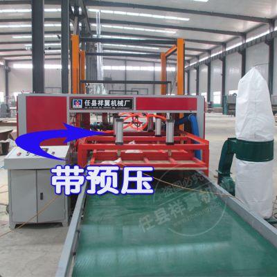 铺板裁板排板一体机 全自动铺板机厂家图片