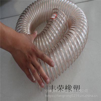 防冻吸锯末专用钢丝软管