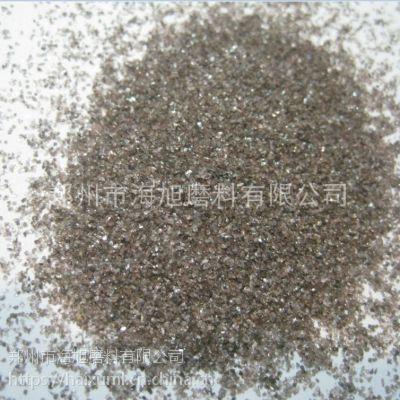 棕色熔融氧化铝砂BFA棕刚玉砂河南生产厂家