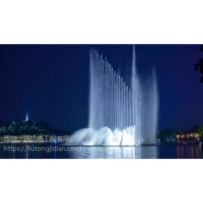 湖南大型音乐喷泉设计公司湖南大型音乐喷泉施工公司