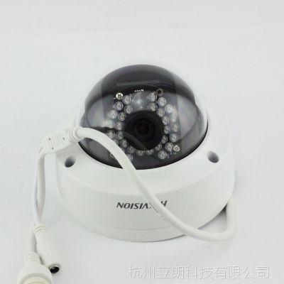 海康威视 DS-2CD3120F-IWS 200万红外半球监控网络摄像机