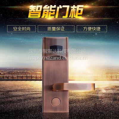供应深圳酒店门锁 不锈钢感应门锁 酒店高级智能门锁