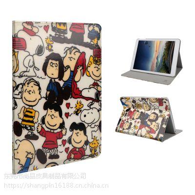 亚马逊货源 油布平板保护壳10寸吸附翻盖式平板iPad皮套 深圳工厂 OEM