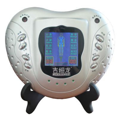 供应低频多功能理疗仪吉姆龙JR-T015 数码经络按摩器 穴位按摩器