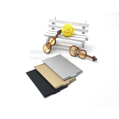 便携式小号折叠镜 折叠镜超好品质 可摆放于桌面