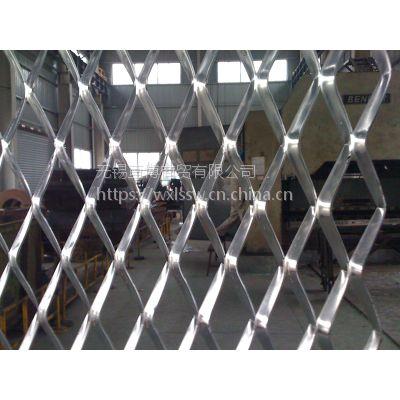 嘉兴亘博低碳菱形钢板网工件制造厂家报价