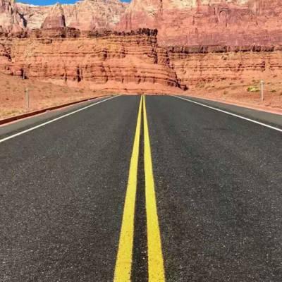 南京道路划线-修整与检验
