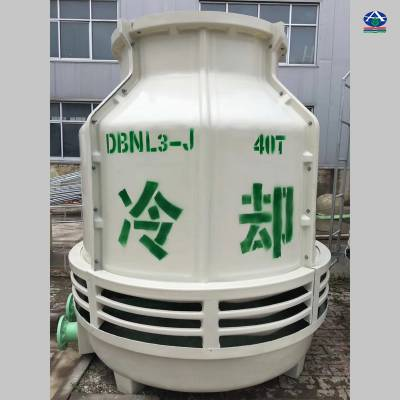 制冷公司40T冷却塔价格 【运城玻璃钢50T凉水塔】 河北华强