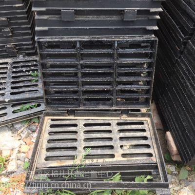 天津铸铁井盖工厂电话 天津球墨铸铁井盖常用规格