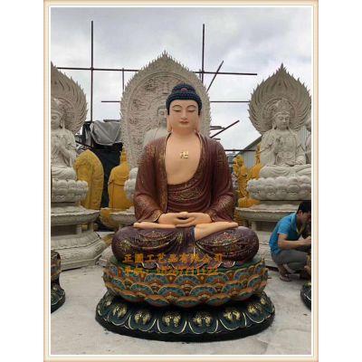 正圆木雕铜雕佛像雕塑,三宝佛厂家,温州三宝佛生产厂家