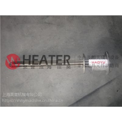 上海昊誉供应法兰式电热管