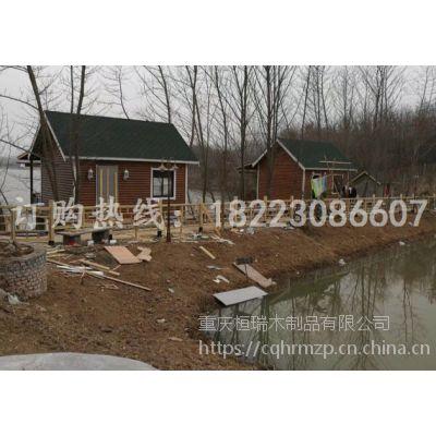 供应重型轻型木屋建造安装 遵义习水赤水木质别墅修建施工厂家 玻仟沥青瓦顶木屋