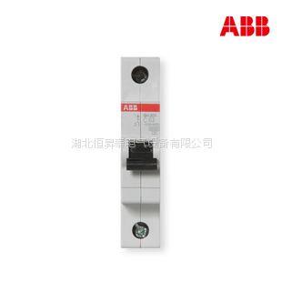 ABB微型断路器SH200-B SH200-C SJ200-B SJ200-C