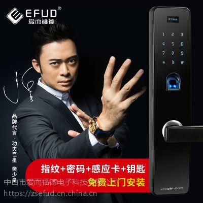 供应EFUD 电子密码锁 智能防盗门锁,天地杆指纹密码锁 最值得信赖的品牌