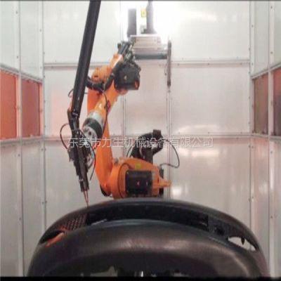 广州汽车激光CO2三维精密自动切割机器人
