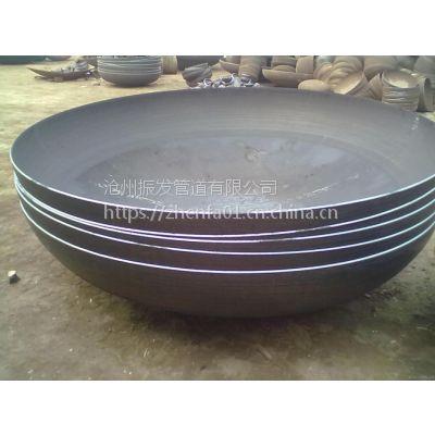 沧州国标碳钢封头加工 振发国标碳钢封头零售