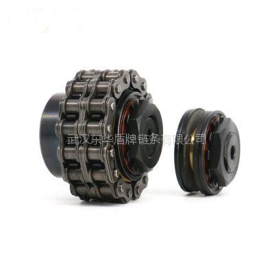 厂家直销联轴器链工业链条12018 12022链轮齿轮齿条 24A滚子链条节距38.10
