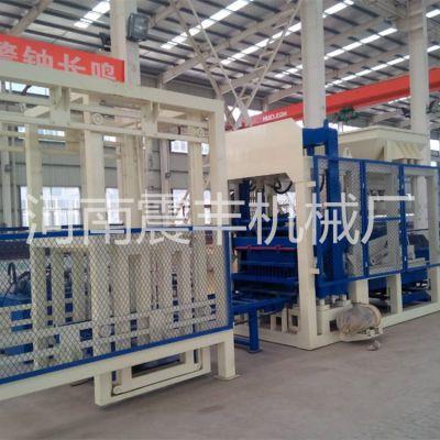 震丰机械厂家直销 辽宁省丹东市沿石路面砖液压砖机 路沿石砖机