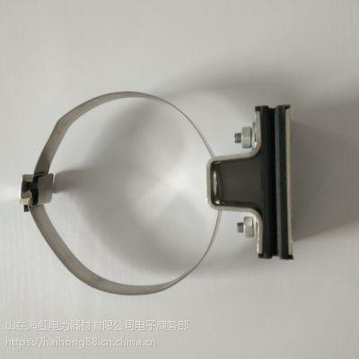 山东海虹8字缆金具的架设使用悬垂线夹图片