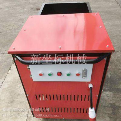 振鹏塑胶跑道喷涂机电动式无气喷涂机120LPU材料高压喷涂设备