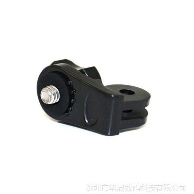 AEE转接头 JVC AS100 小米小蚁运动相机转换头 配件gopro 手机