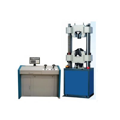 WEW-100B型微机屏显式液压万能试验机