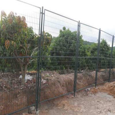 双边隔离网 车间隔离网 体育场围栏