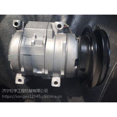 pc200-7空调压缩机 小松原厂 太原小松挖掘机配件生产厂家