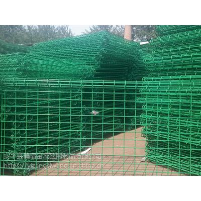 双圈护栏网 双边护栏网 球场围栏网 制造商-冀增