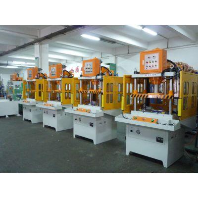 供应金拓品牌KTQL-30TS四柱液压机 压铸件切边机