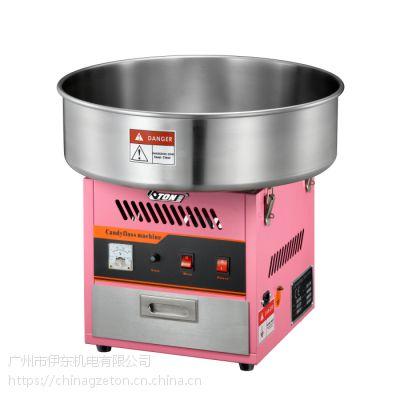 伊东厂家 MF01电热棉花糖机 商用 电动拉丝 豪华自动棉花糖机器 厂家销售