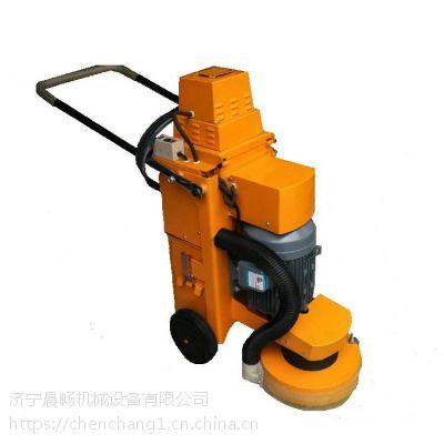 厂家直销小型手扶式环氧地坪研磨机 多功能地坪打磨机