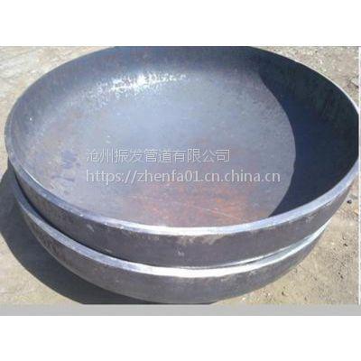 沧州国标碳钢封头厂家电话 振发国标碳钢封头制造